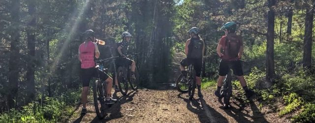 mountain bike coaching