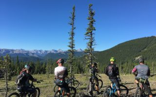 prairie mountain bike trails