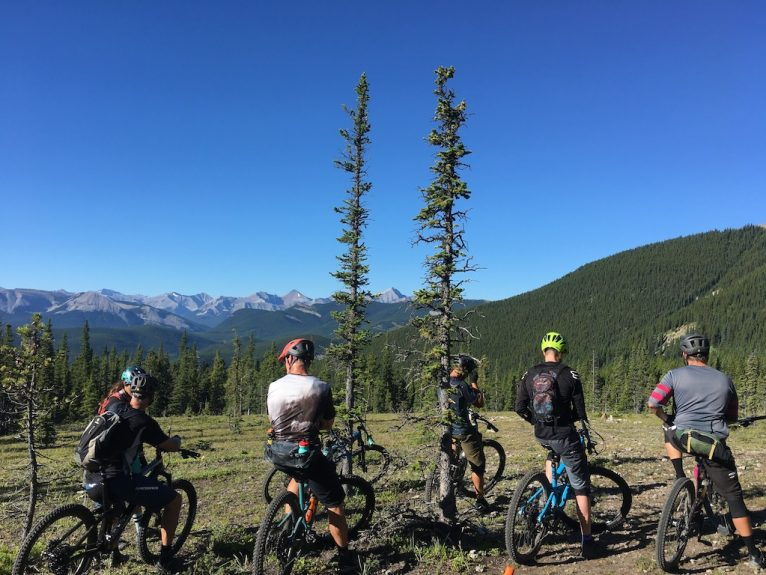 Prairie Mountain Downhill Bike Trails
