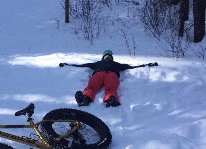 Winter Fat Biking: What to Wear for Comfort