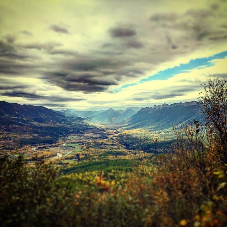 Fernie Mountain Bike Trails