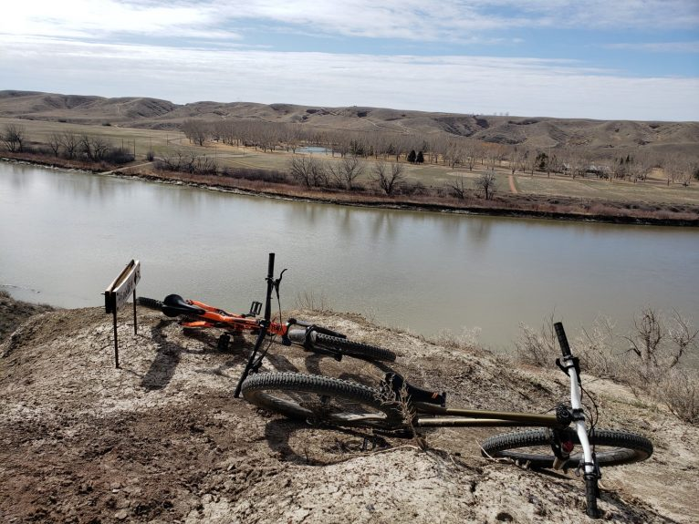 Redcliff/ Medicine Hat Bike Trails