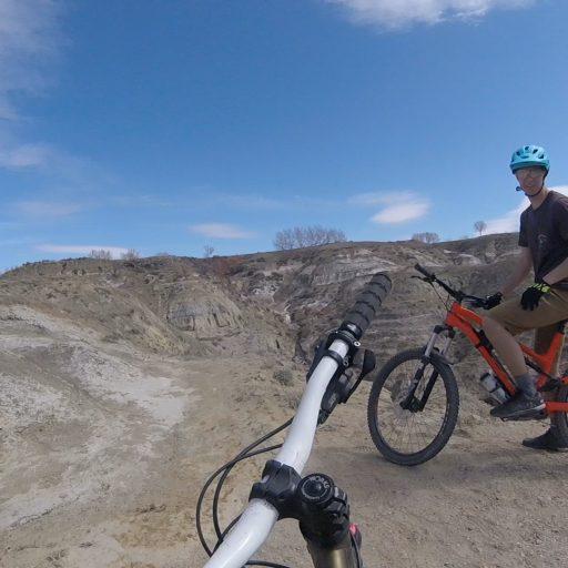elkwater biking