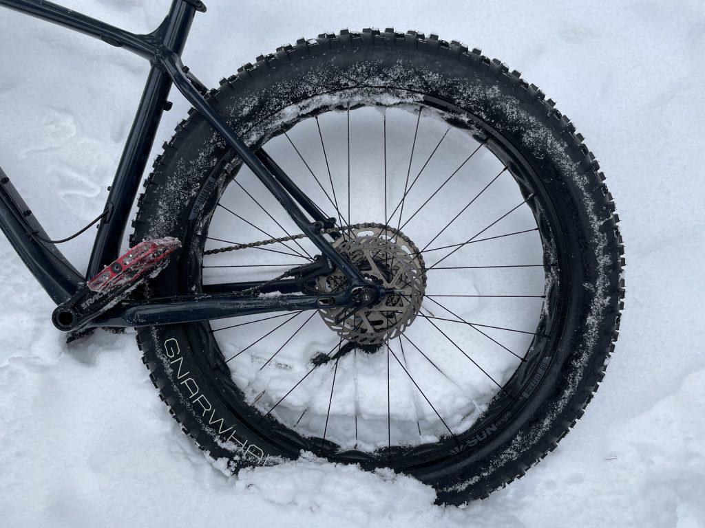26 v 27.5 fat bike wheels