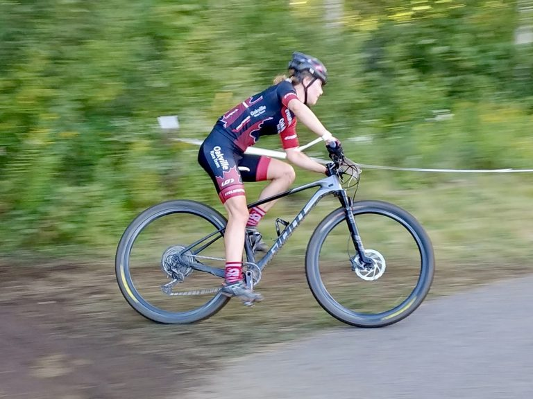 hardtail mountain bike skills