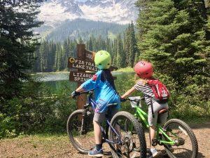 teach you child how to bike