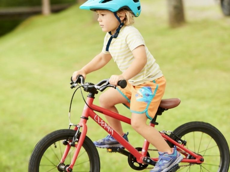 kids bike fit geometry
