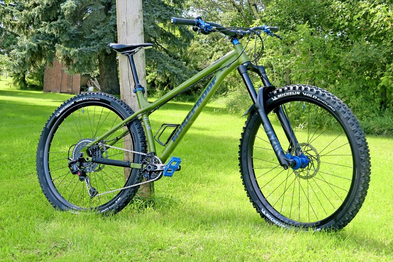 Kevin's Nukeproof Scout 2020 Custom Build