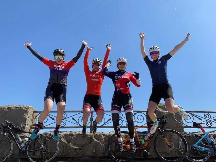 Finding Women to Mountain Bike With