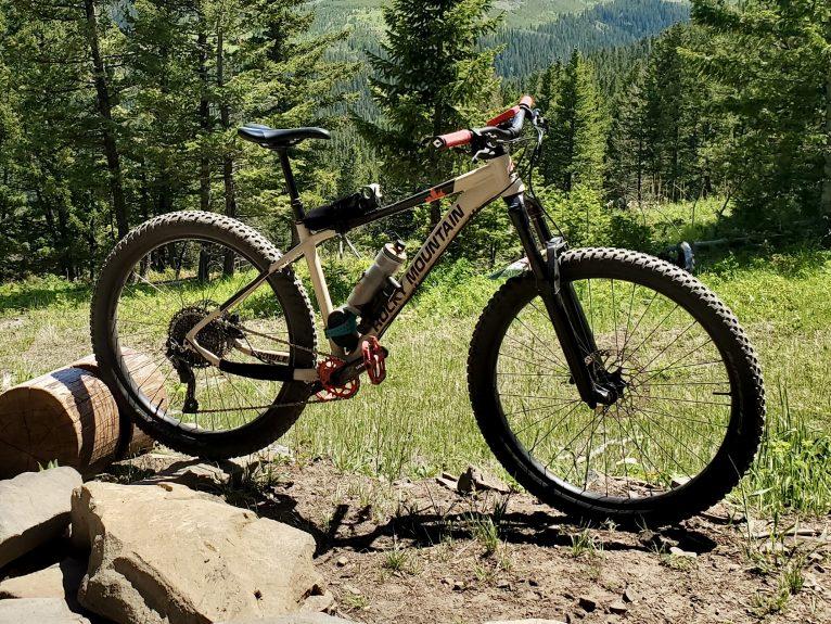 Andrew's Rocky Mountain Growler 50 Custom Build