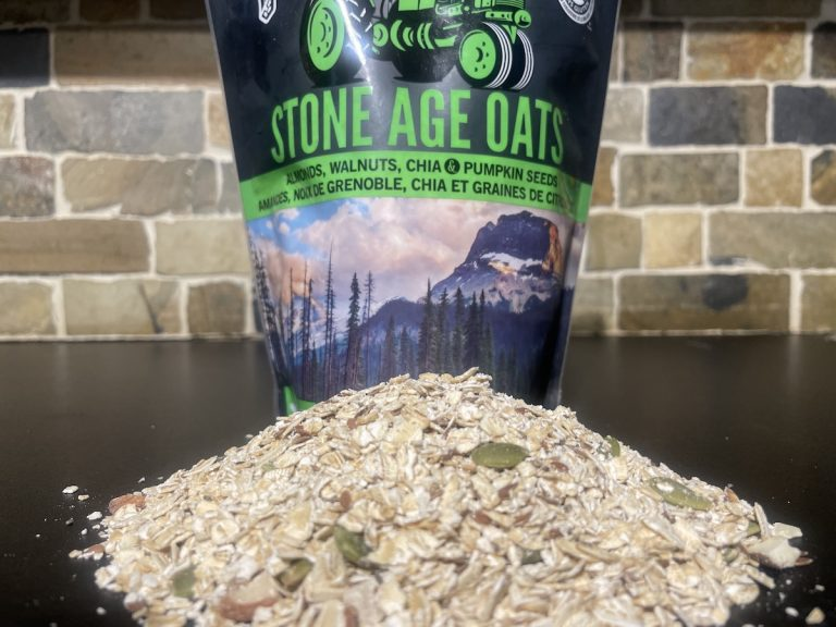 Stoked Oats Stone Age