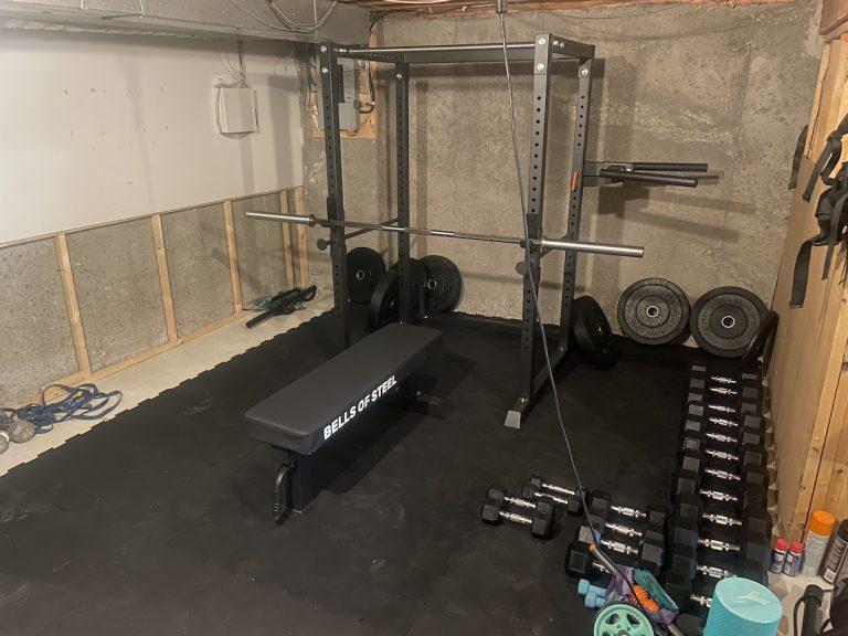 bells of steel home gym