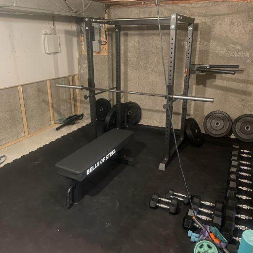 bells of steel minimalist budget home gym