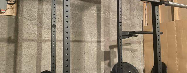 bells of steel residential power rack