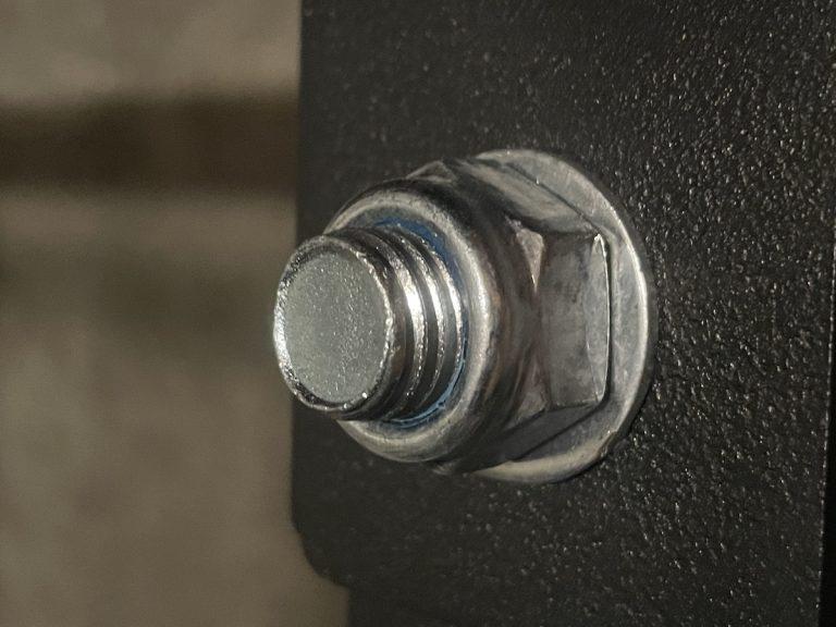 bells of steel residential power rack hardware