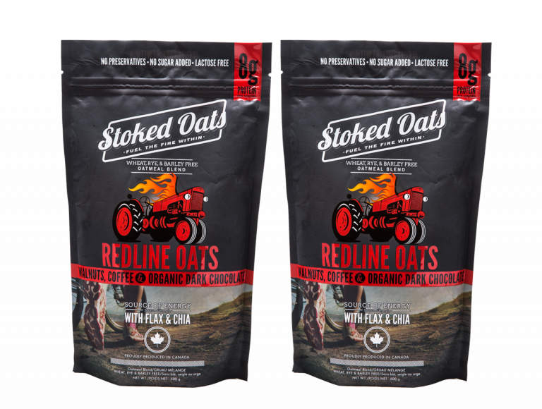 stoked oats red line